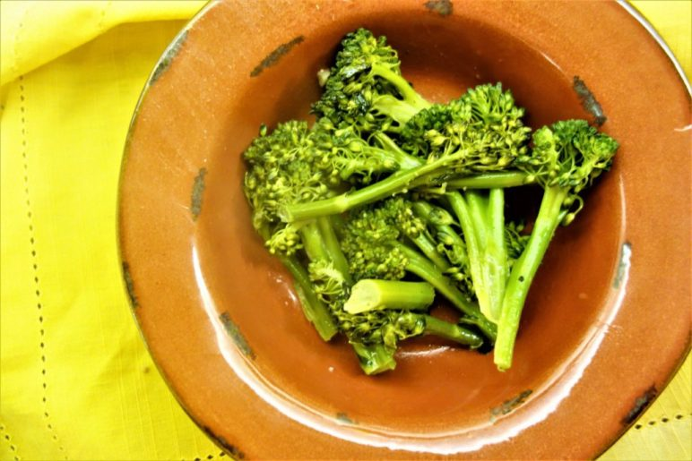 briased baby broccoli