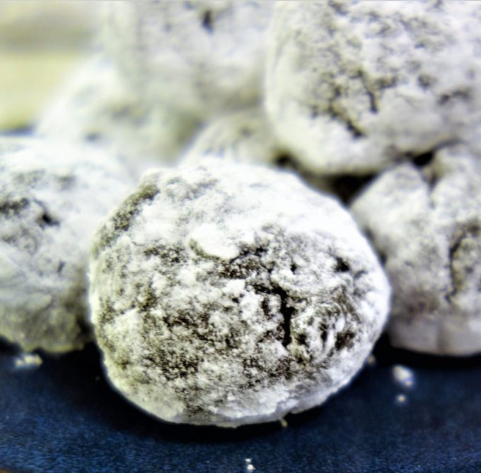 3 Ingredient No Bake Oreo Balls