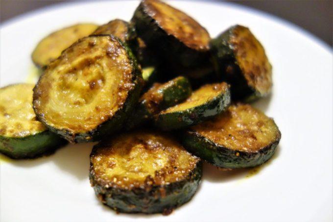 curried zucchini