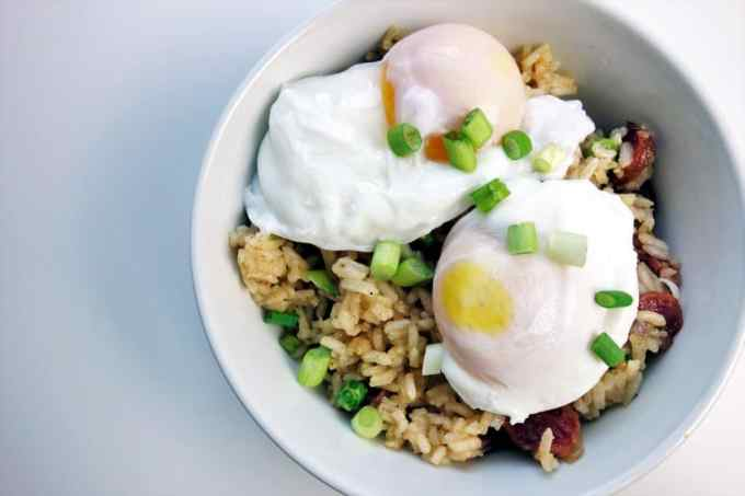KIMCHI FRIED RICE - Quick and easy Asian Fusion Dishes