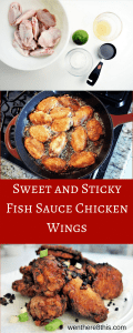 The Best Sweet and Sticky Fish Sauce Chicken Wings