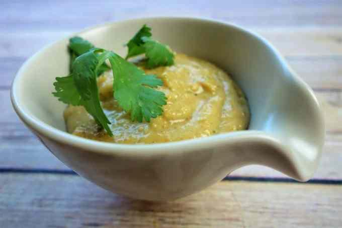 Spicy Thai Peanut Dipping Sauce