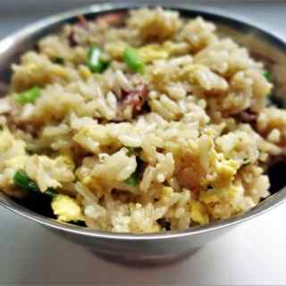 The Best Basic Fried Rice: Chinese Takeout Recipes