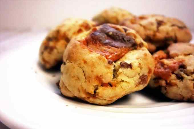 The Most Amazing Butterfinger Cookies - Thick, Chewy and Delicious!