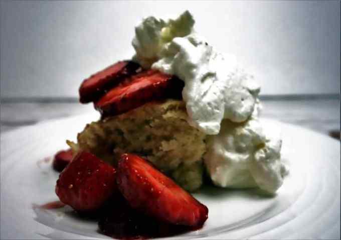 Homemade Strawberry Shortcake - A Fresh, Summery Dessert!