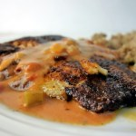 Easy to make Cajun style Blackened Catfish
