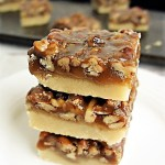 gooey pecan pie bar recipe