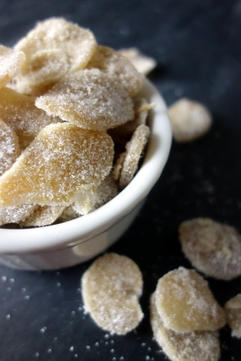 Learn How to Make Homemade Candied Ginger