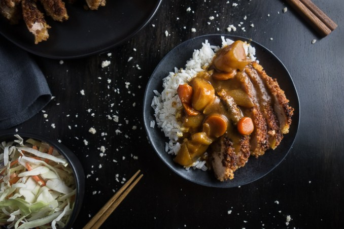 Easy Chicken Katsu Curry Don - Went Here 8 This