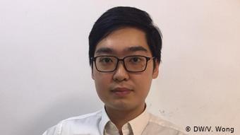 Ivy Lai Lai Har (DW/V. Wong )