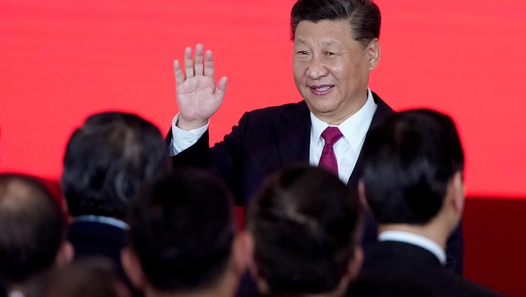 习近平上海考察 首提中国民主 发明一新词(图)