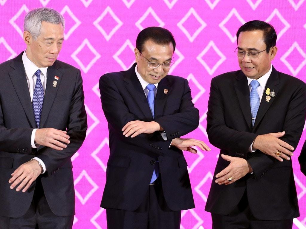 东盟峰会声明聚焦南海问题 中国被不点名谴责