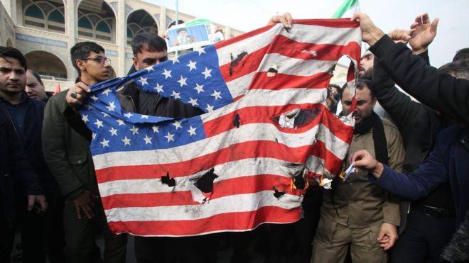 第三次世界大战?BBC解答:美伊朗对峙七大问题(图)