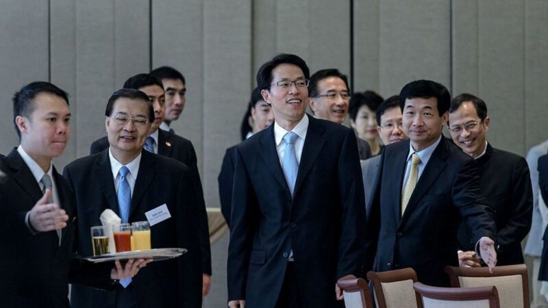 香港清算从王志民开始?红二代:很快就轮到他(图)