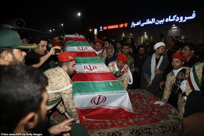 伊朗悬赏8000万元:要拿下特朗普人头!(图)