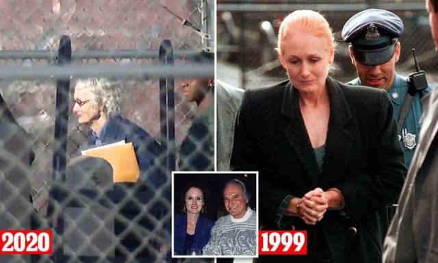 美76歲賭城名媛槍殺丈夫坐牢20年後出獄,聲稱無罪要奪回一切