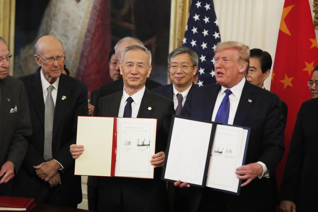 中美协议签了啥?这篇文章说明白了(图)