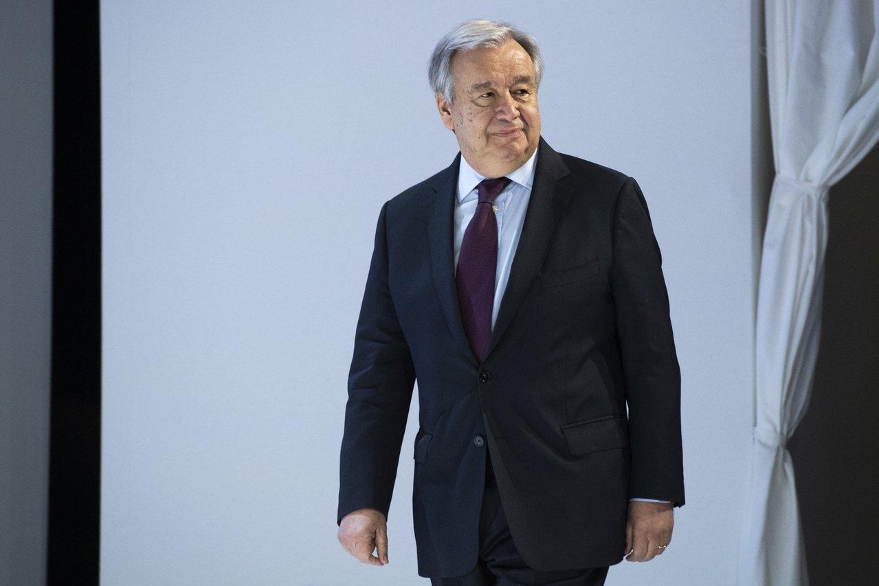 联合国秘书长赞中国抗疫表现杰出 吁勿污名化(图)