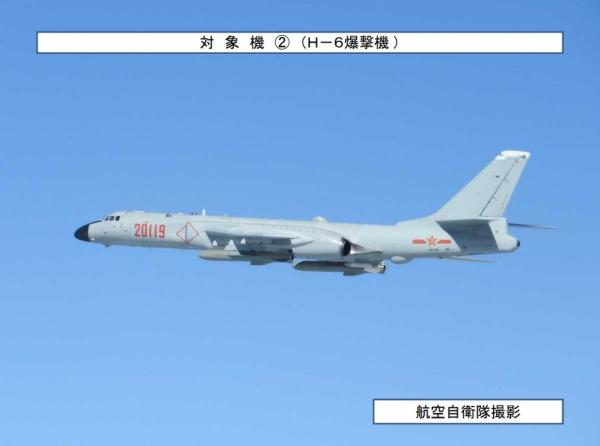 赖清德入白宫 北京大怒 出动解放军多型战机军舰绕台