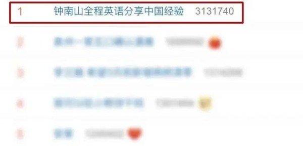 沒有配合習近平,傳鍾南山遭到罷官(圖)