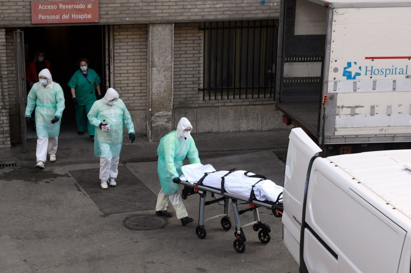 意大利死亡病例已是中國兩倍 西班牙超中國成世界第二