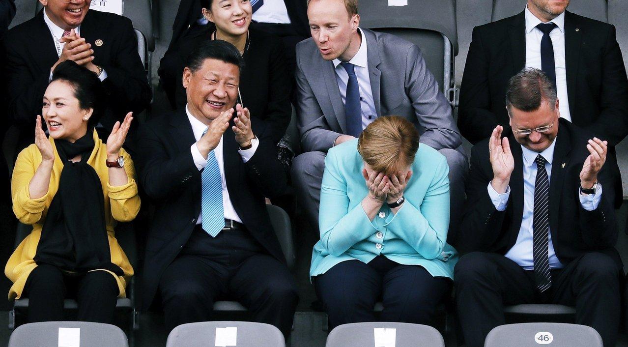 """德国""""叩头中国""""迷思:""""中国红利""""麻痺的黄金十年?"""