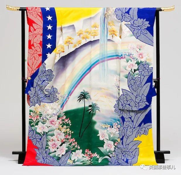 好美!为了奥运 日本原本为世界设计了213套和服…