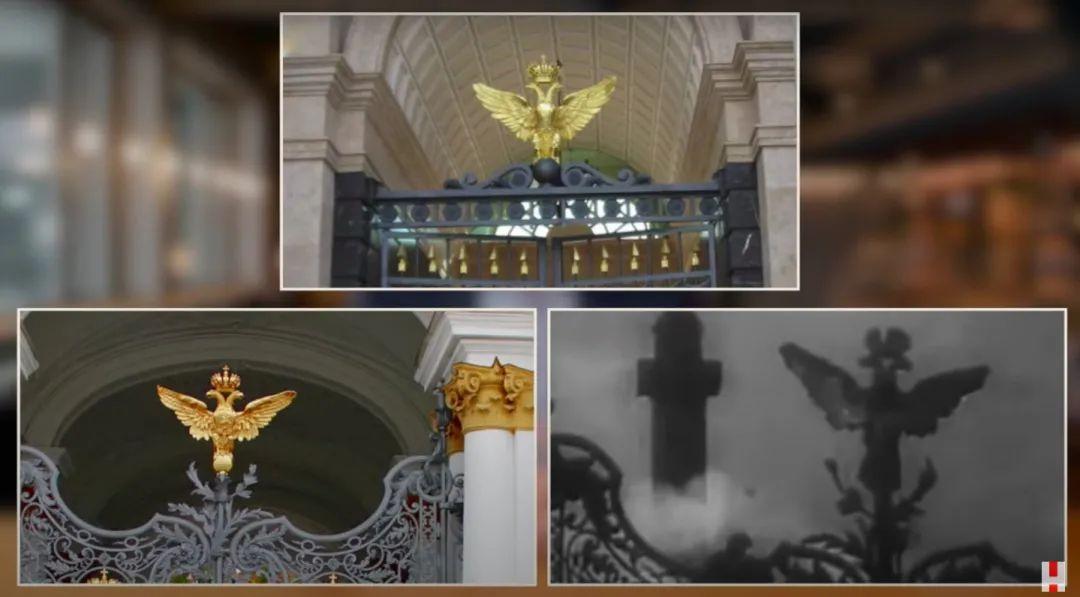 """普京""""秘密宫殿""""内景曝光:7800公顷 赌场教堂一应俱全"""