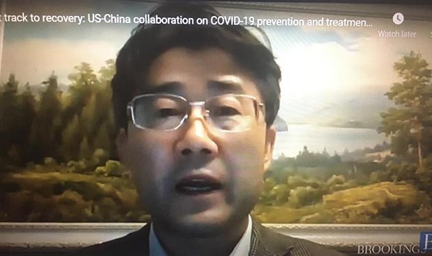 高福、钟南山吁合作溯源 美专家强调数据共享