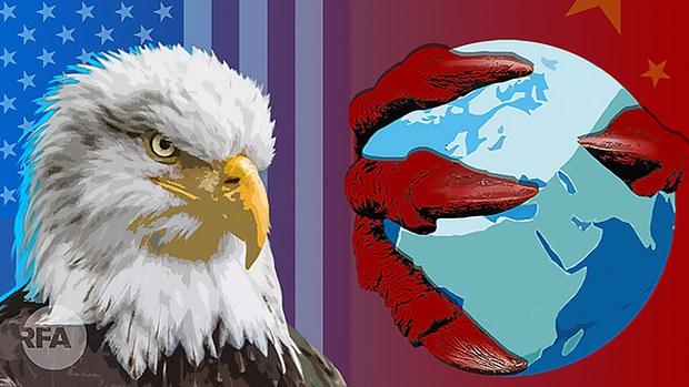 美国五大情报部门一字排开:中国威胁无以伦比