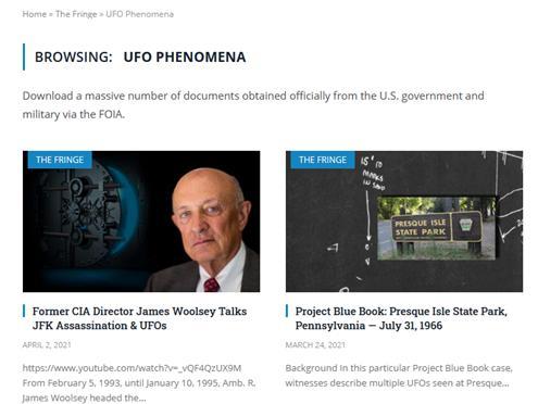 那些年你看到的 UFO 目击图片里都是什么?