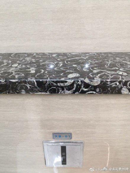 贵阳机场厕所洗手池竟布满化石!专家:距今约3亿年