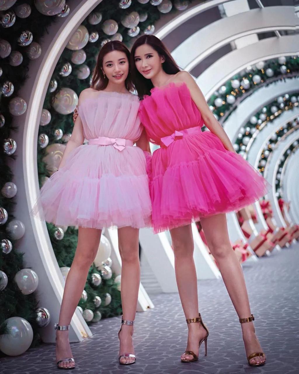 新加坡第一单身富婆的女儿日常:当不成网红,就要继承老妈