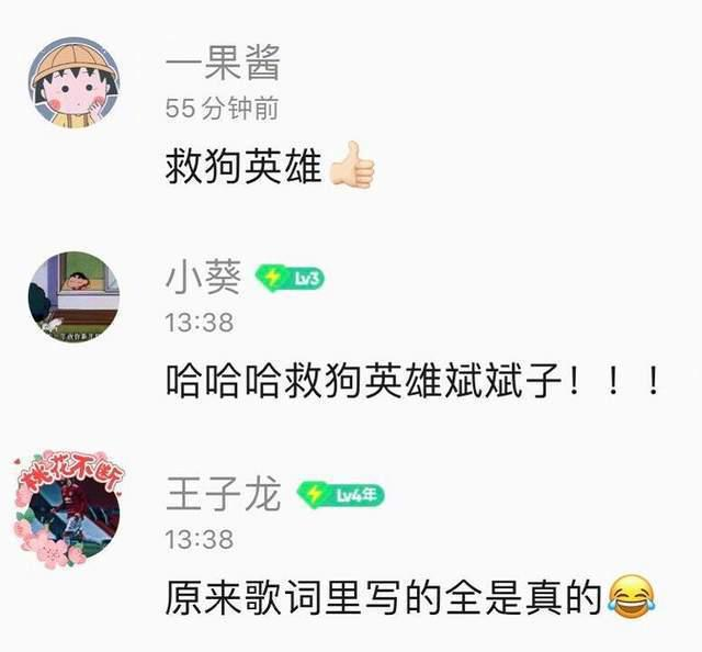 """郑爽聊天记录曝光后 前男友胡彦斌成""""救狗英雄"""""""