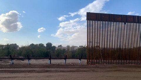 美墨边境围牆不盖了 国防部宣布暂停计划 归还预算