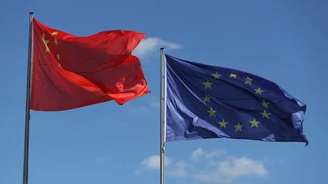 """欧盟秘密挡案曝光 6大领域与中国""""脱钩"""""""