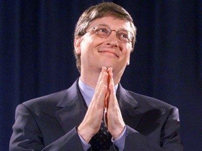 盖茨被扒婚后与情人定期同居 被情妇举报损517亿