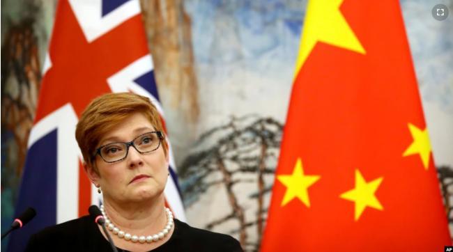 """""""地方包围中央"""" 澳洲告诉北京:""""此路不通"""""""