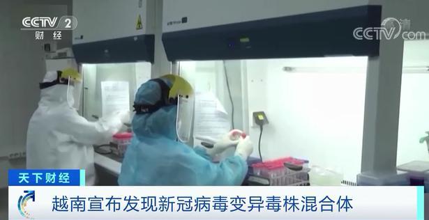 """""""非常危险""""!越南变异混合毒株:能在空气中迅速传播!"""