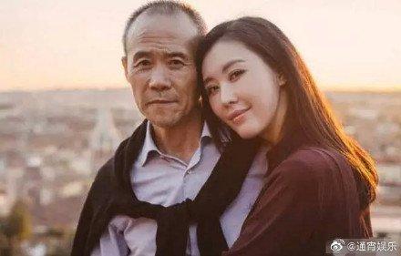 田朴珺秘密产女 大30岁地产大亨王石喜当爸