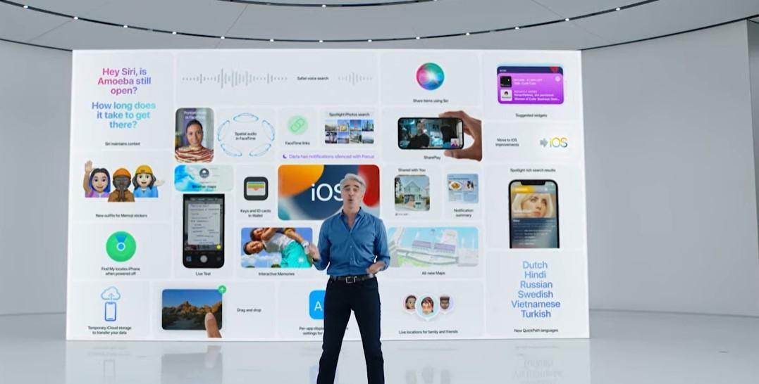 """苹果最新iOS 15:""""人与人连结""""更有趣 新增7大功能亮点"""