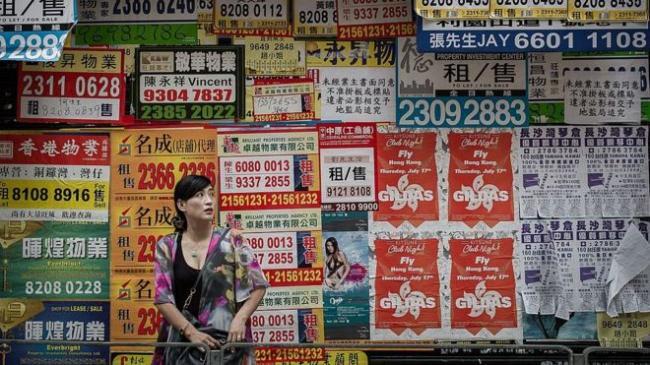 香港社会治理阴影重重 精英都在准备跑路(组图)
