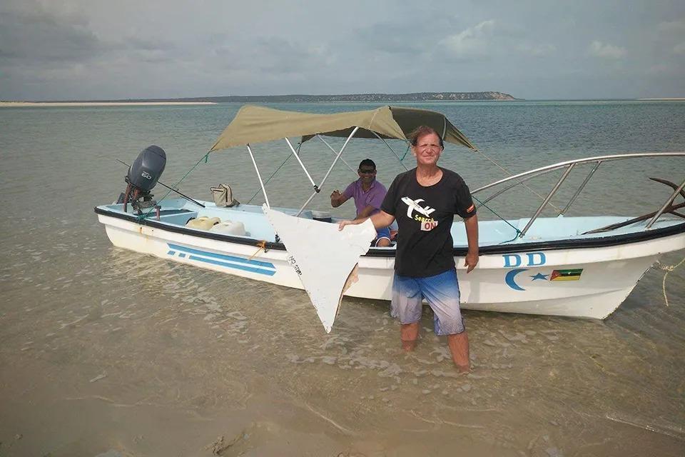 深度特稿:还在寻找马航MH370碎片的人(图)