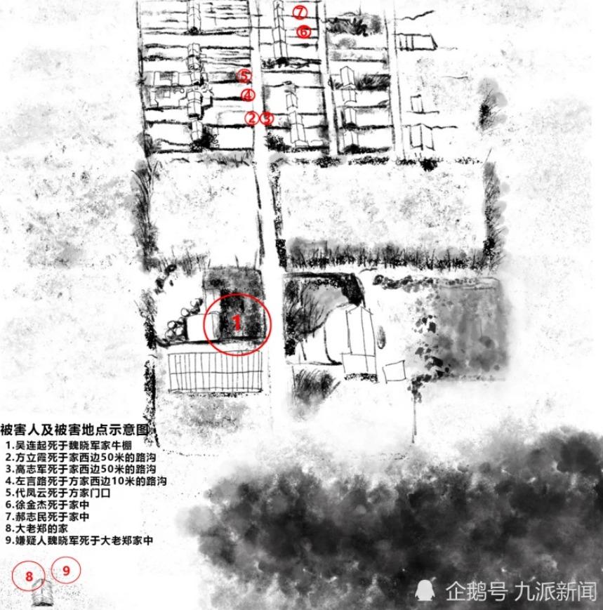 """黑龙江枪杀7人嫌犯:村民眼中的""""有钱人"""" 只抽中华和利群"""