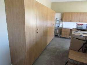 Candlelight Garage Cabinets by We Organize-U