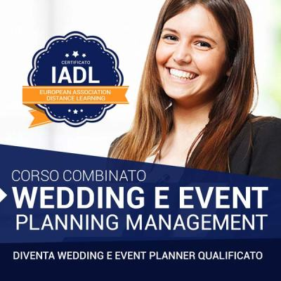 Corso wedding e event planning management