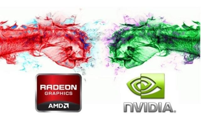 Hasil gambar untuk AMD vs Nvidia