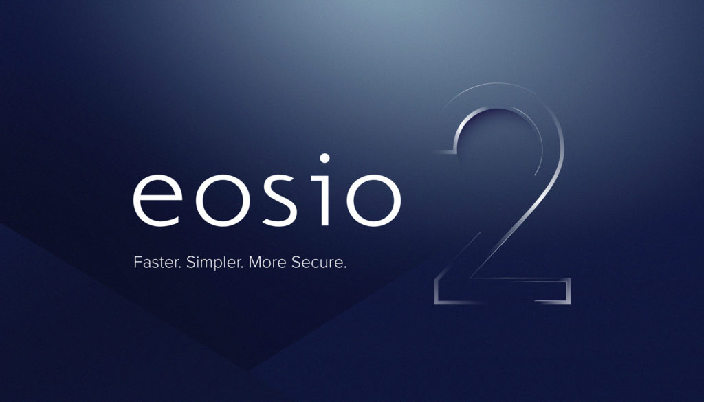 EOSIO 2.0 released with developer improvements