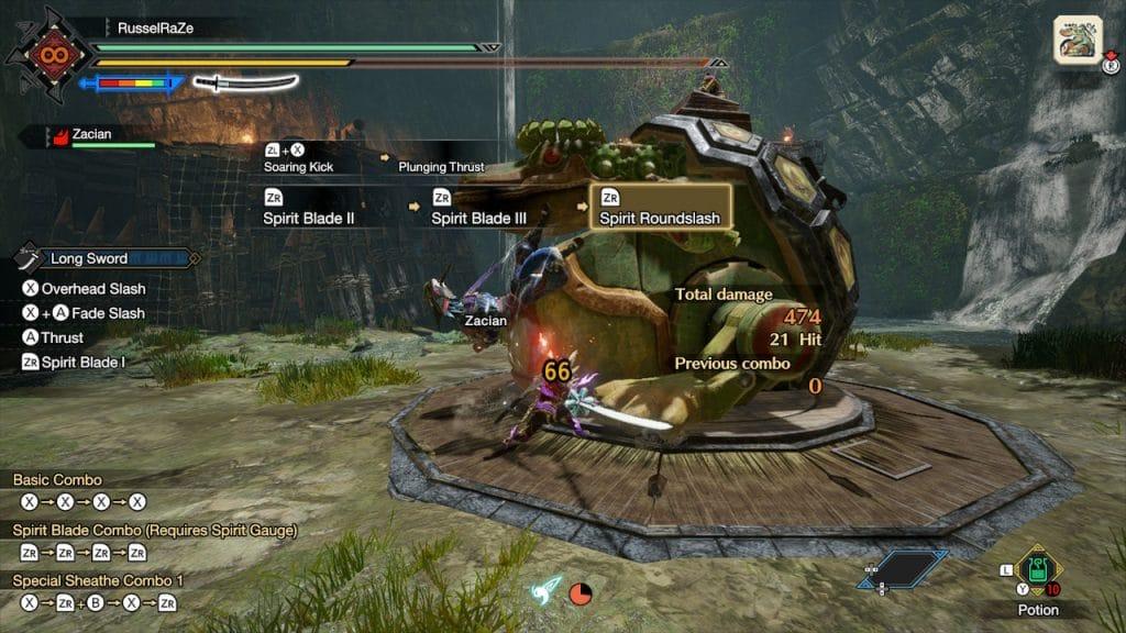 Monster Hunter Rise Helm Breaker