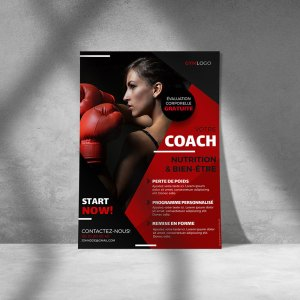 Flyer Coach Sportif by WePrint (2)
